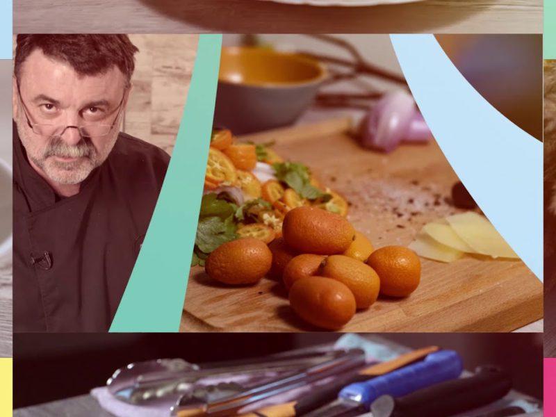 Кулинарная школа Михаила Плотникова